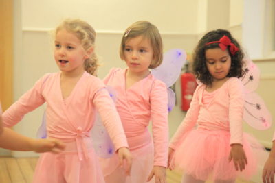 Pre-primary Ballet Class