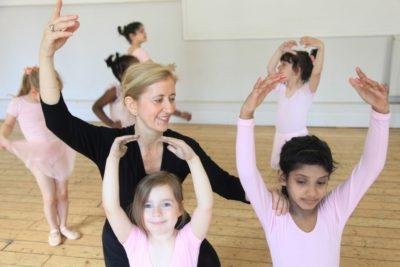 Primary ballet courses