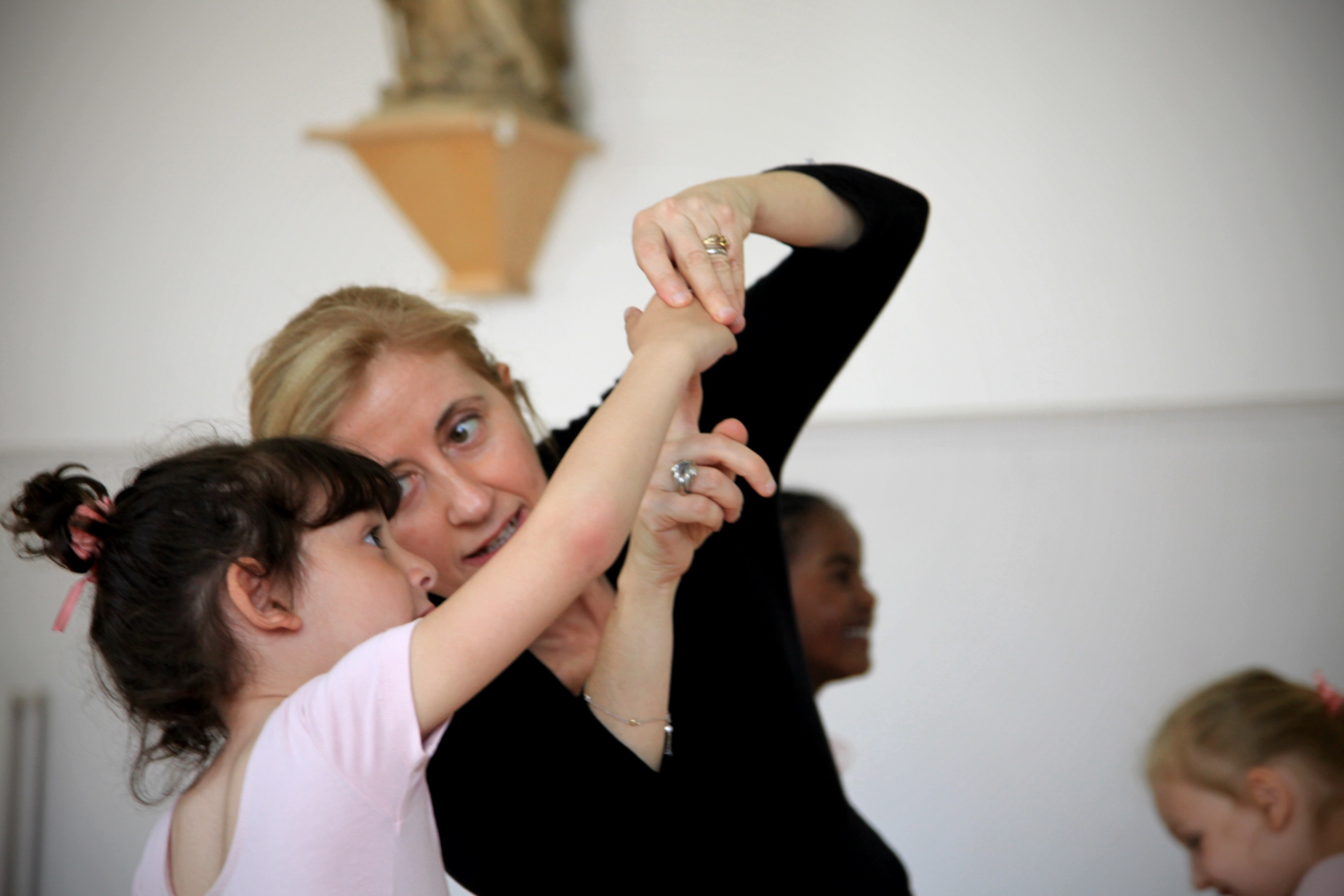 Pre-primary Ballet Class