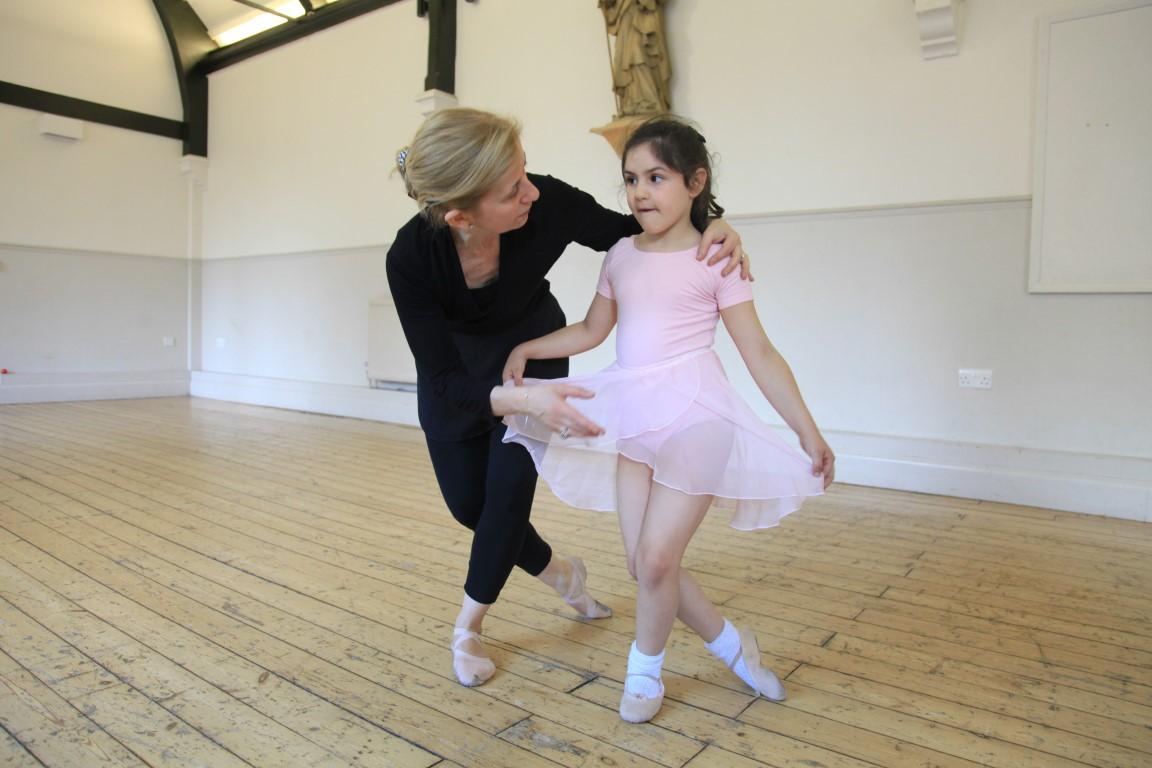 Ballet philosophy