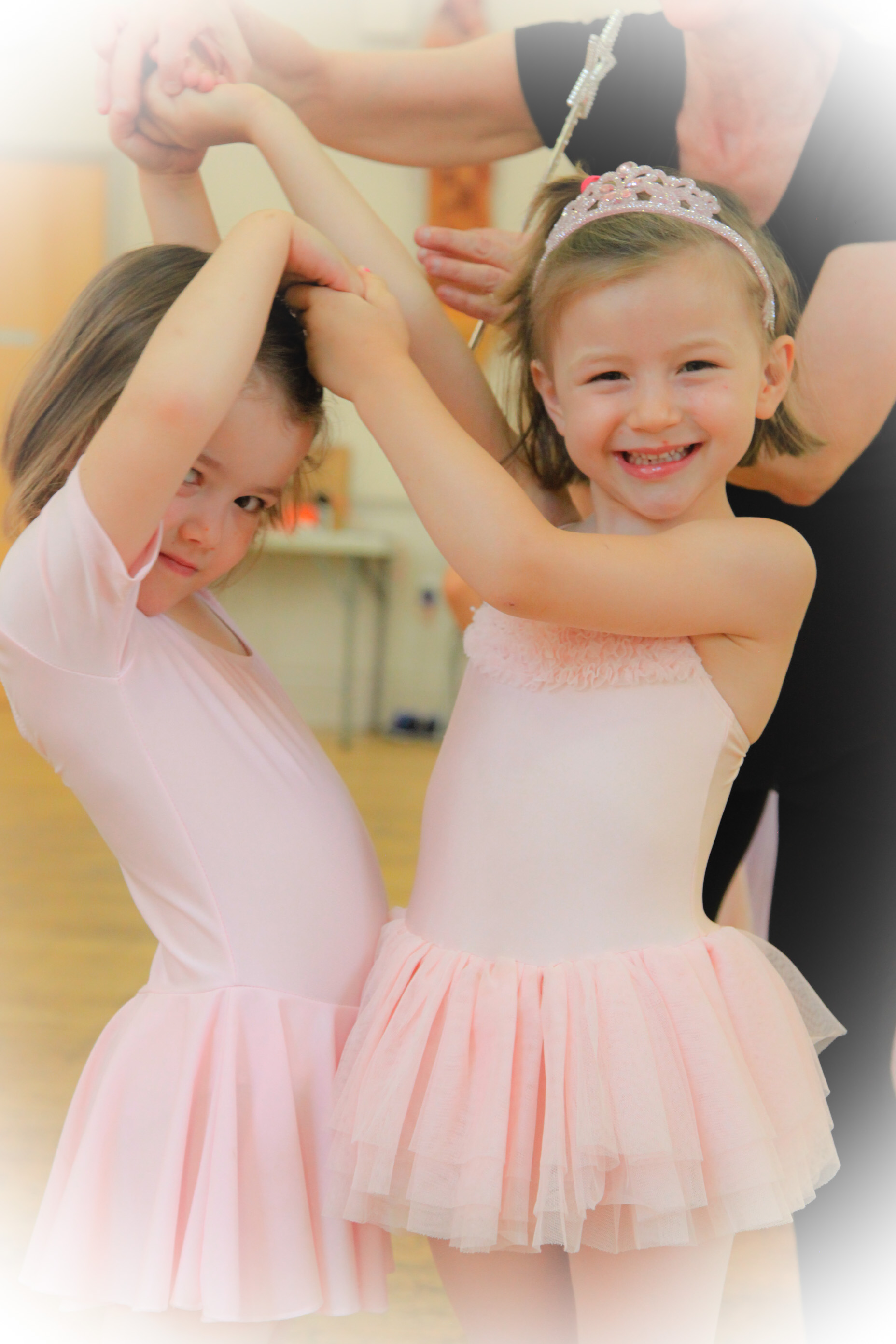 Pre-primary ballet classes