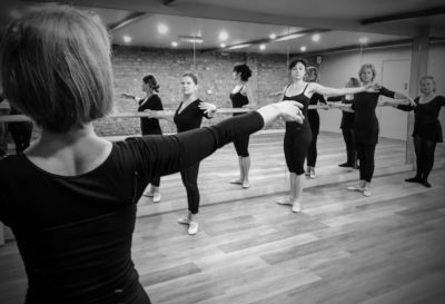 Adults Barre & Ballet Class at Ensemble Ballet Studio