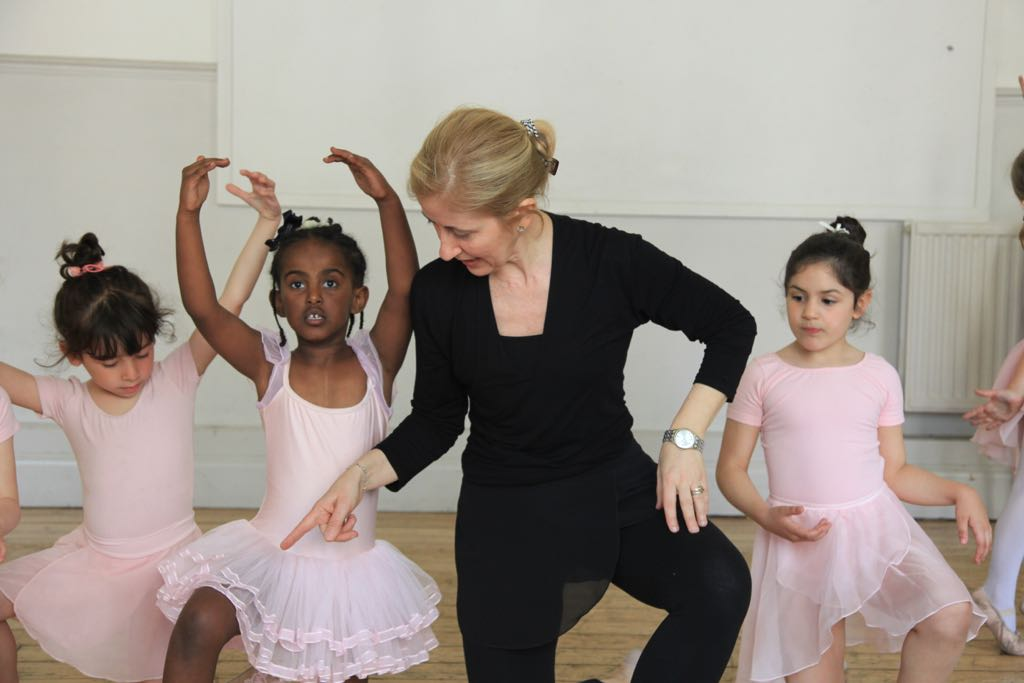 Ballet Classes for everyone at Ensemble Ballet Studio