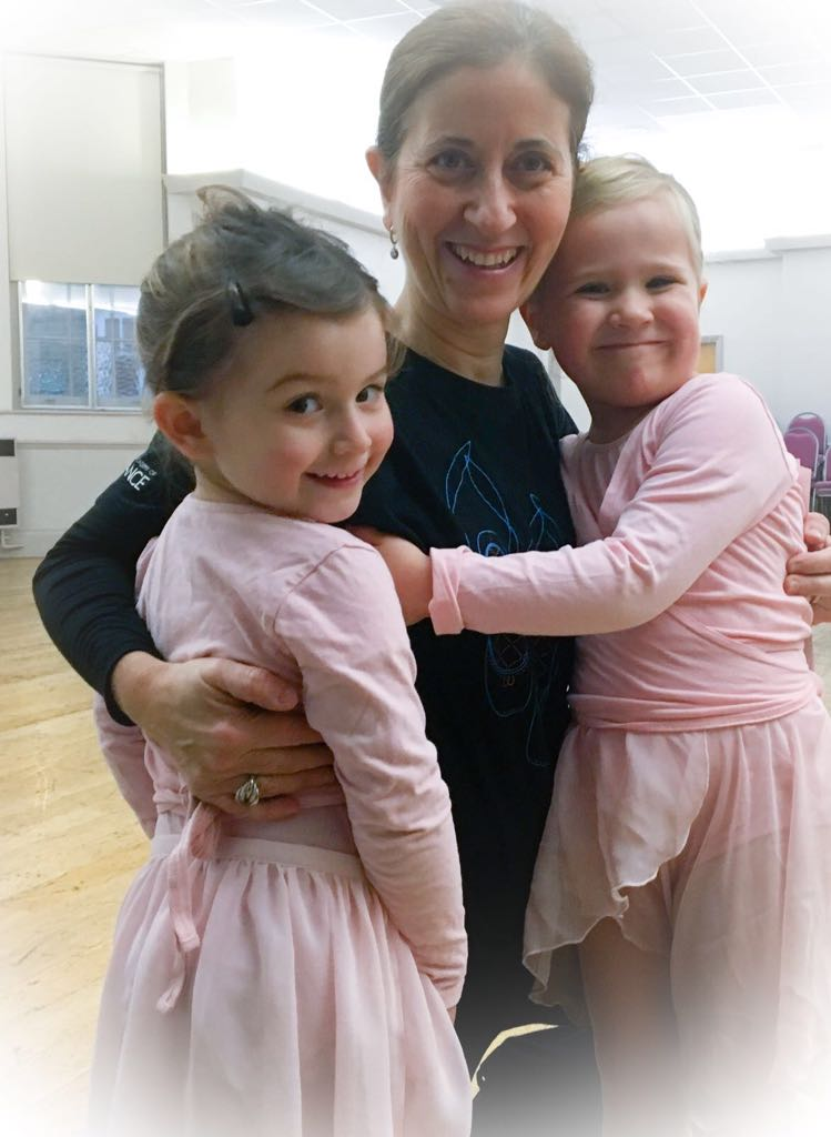 Nursery Ballet Classes at Ensemble Ballet Studio