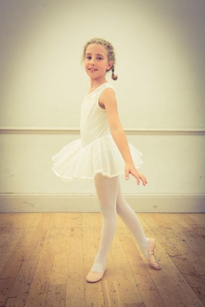Private tuition at Ensemble Ballet Studio