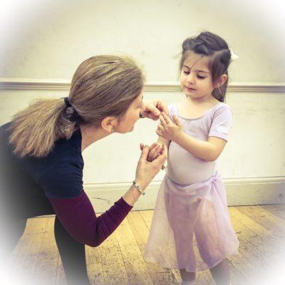 Nursery Ballet Class