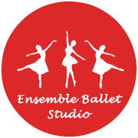Ensemble Ballet Studio Logo